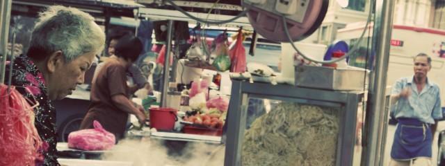 Penang Food Stall