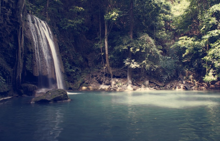 Yonderblog - Waterfall Erawan National Park