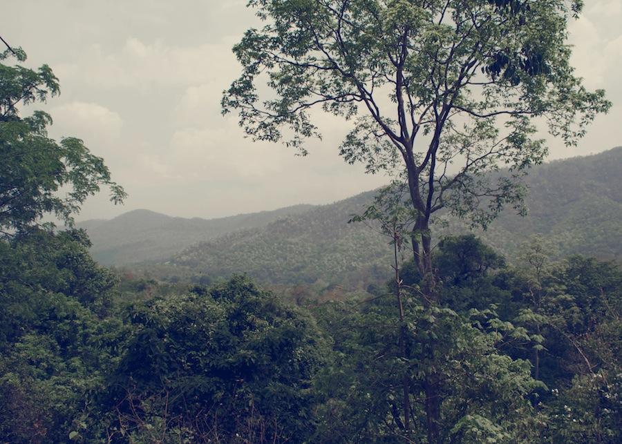 Views of Erawan National Park