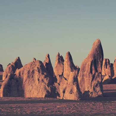 The Pinnacles Cervantes Australia